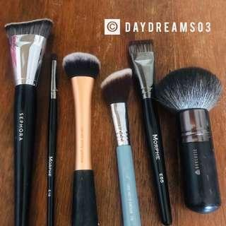 Authentic Brushes for Sale