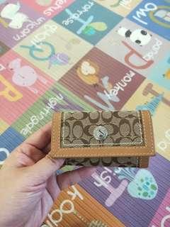 Coach Coin Pouch / Wallet / Cardholder