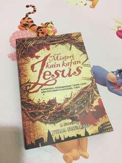 Misteri Kain Kafan Jesus - Julia Navvaro