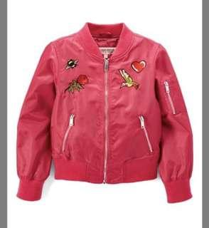 🚚 Urban Republic Girls Bomber Jacket