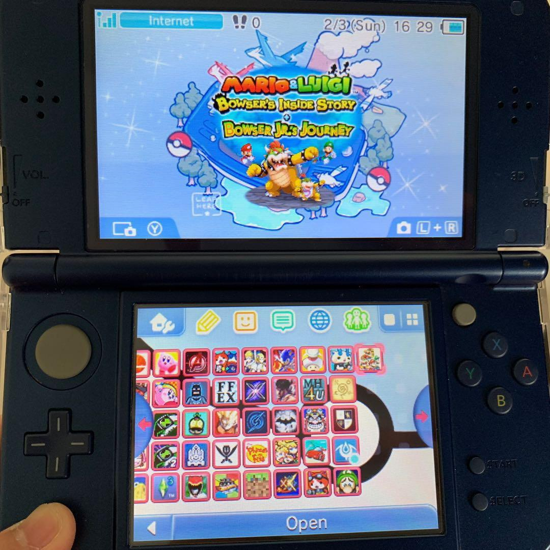 👾3DS/2DS XL/LL Modding Service! (Up to the latest 11 9 0
