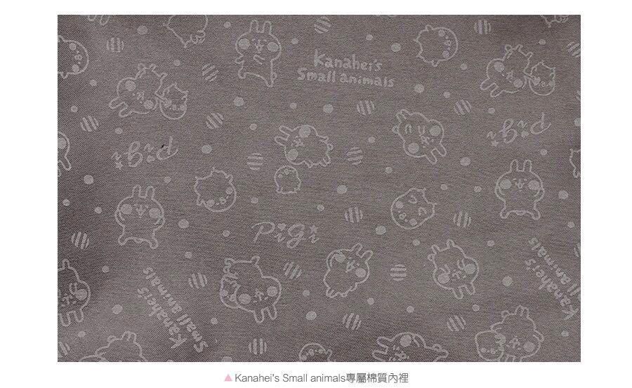 預購 台灣 卡娜赫拉 kanahei 拉鏈帆布袋 兔兔 p助 pg美人網