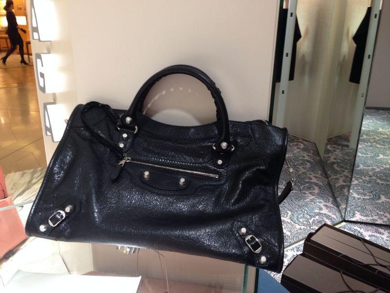 1e27808e0b Balenciaga Giant City Bag