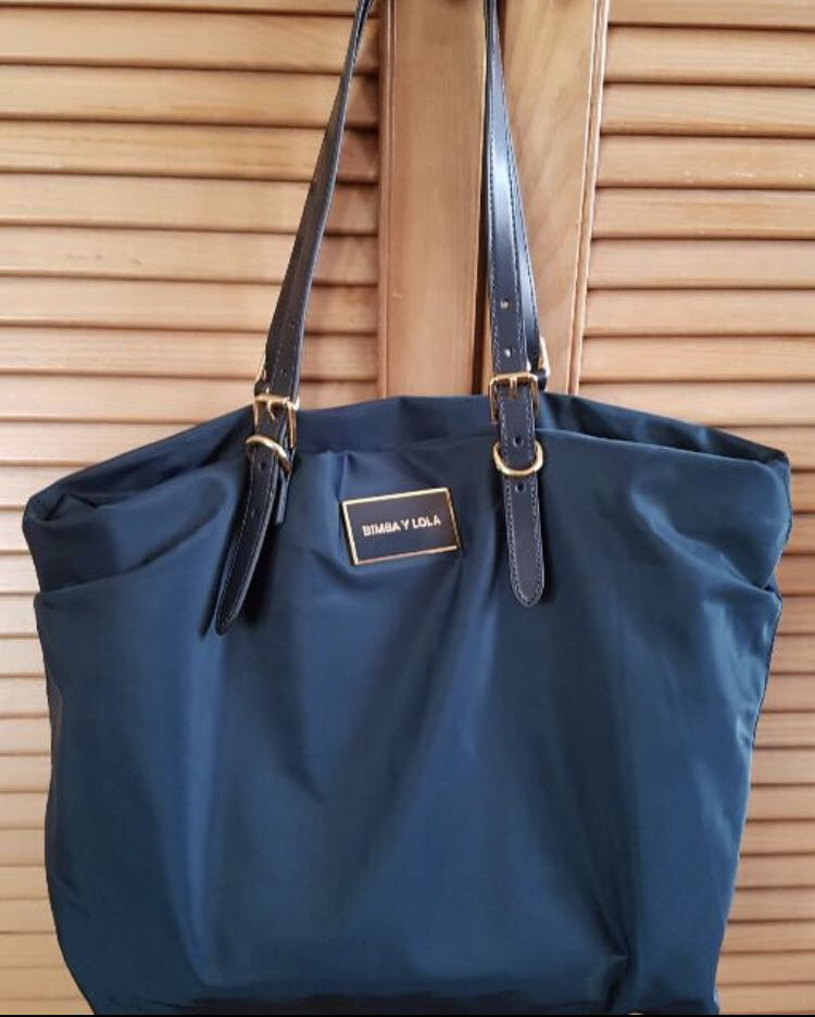372f92b5ee4 Bimba Y Lola bag in teal, Luxury, Bags & Wallets, Others on Carousell
