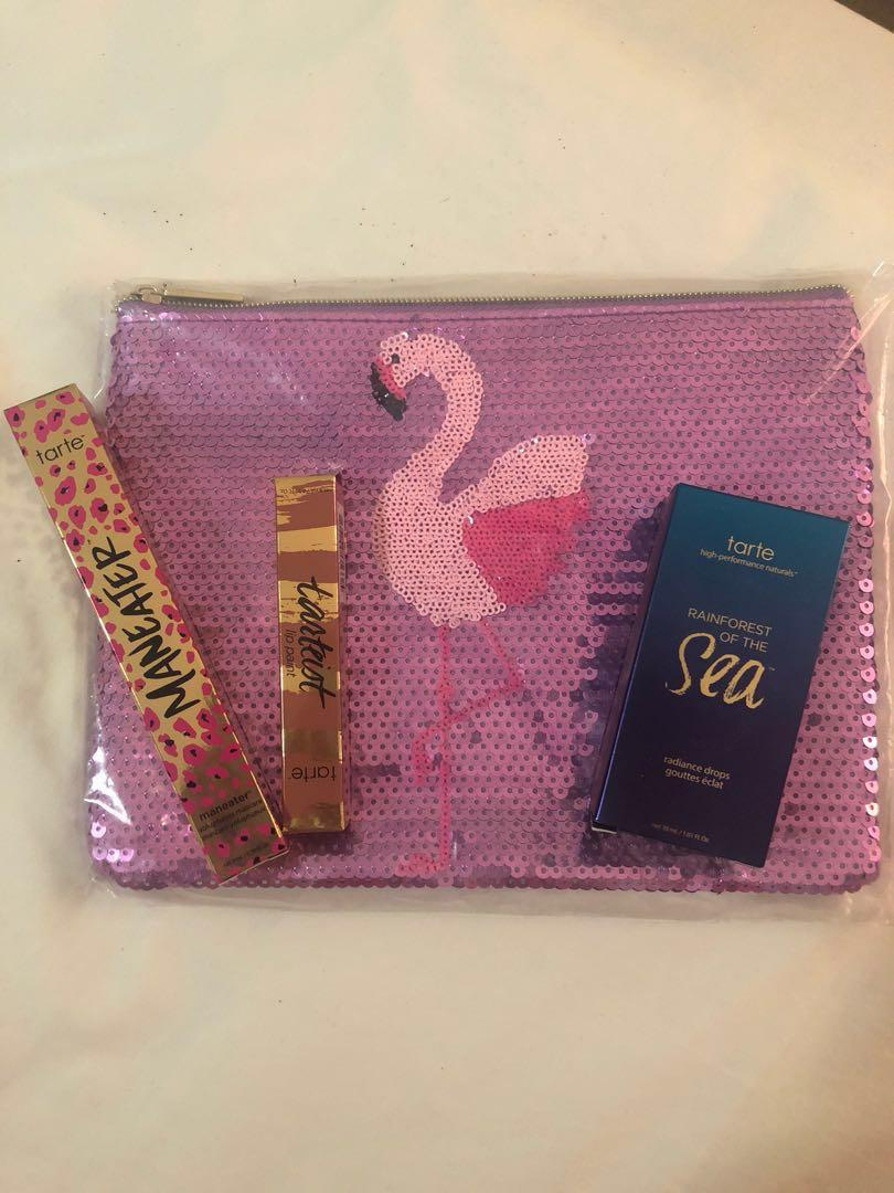 BRAND NEW TARTE MAKEUP PACK