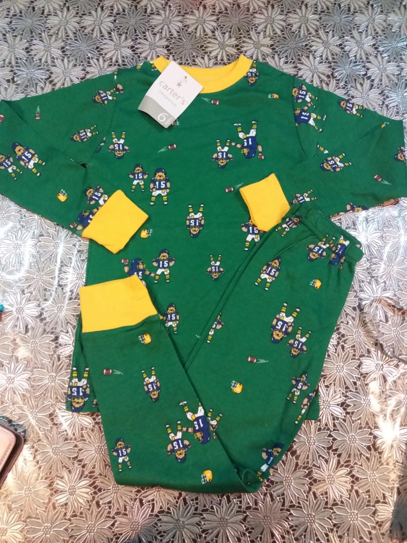 d0cce489e Carters bear 100% cotton pajamas 6t(noncaroupay), Babies & Kids ...