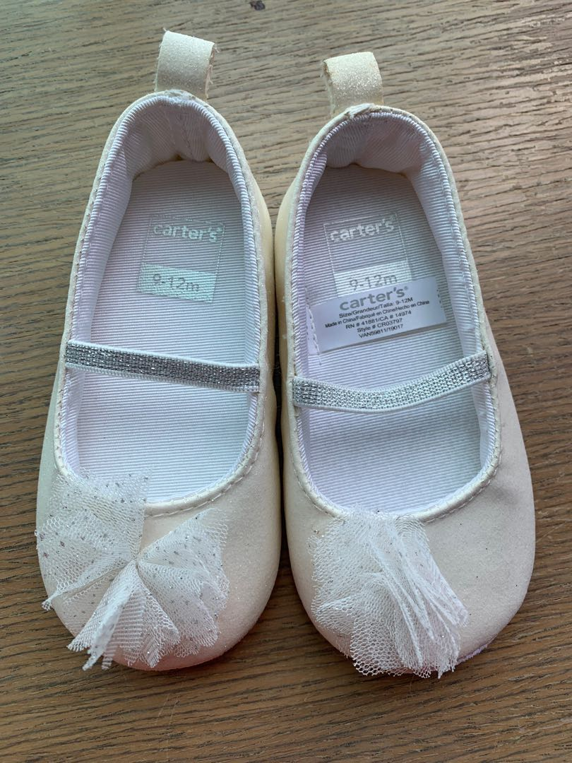 6352d5b4c Cater Mary Jane Baby Girl Shoes 9-12 months