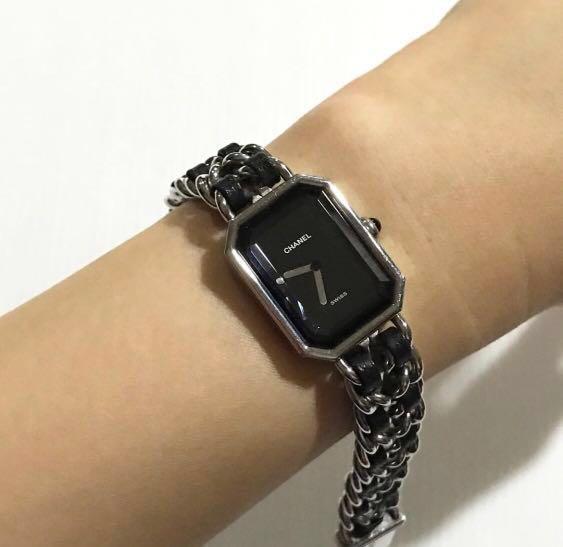 b354431933a5 Chanel Premiere Rock Premier Watch M Silver