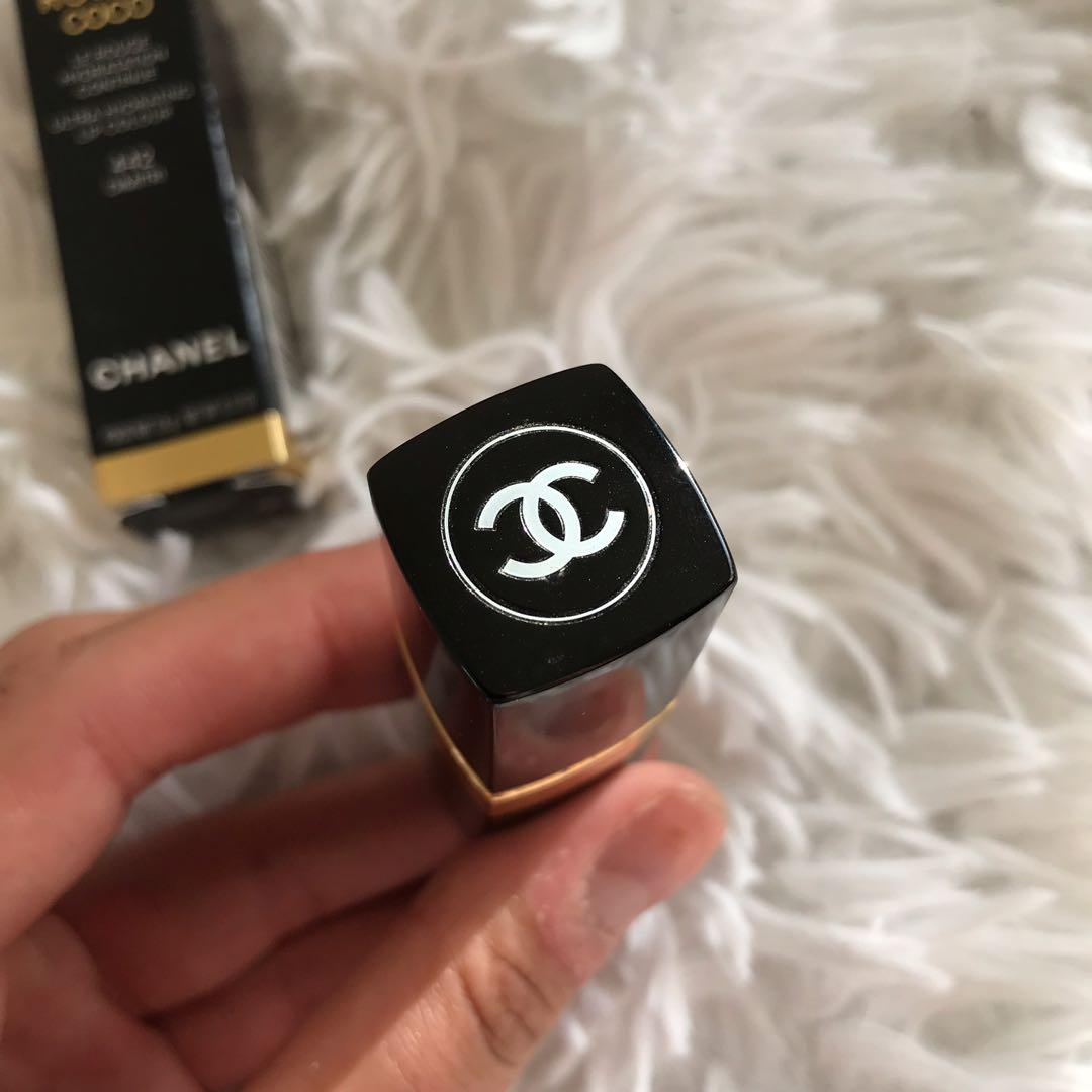 CHANEL ROUGE COCO Ultra Hydrating Lip Color 442 DIMITRI