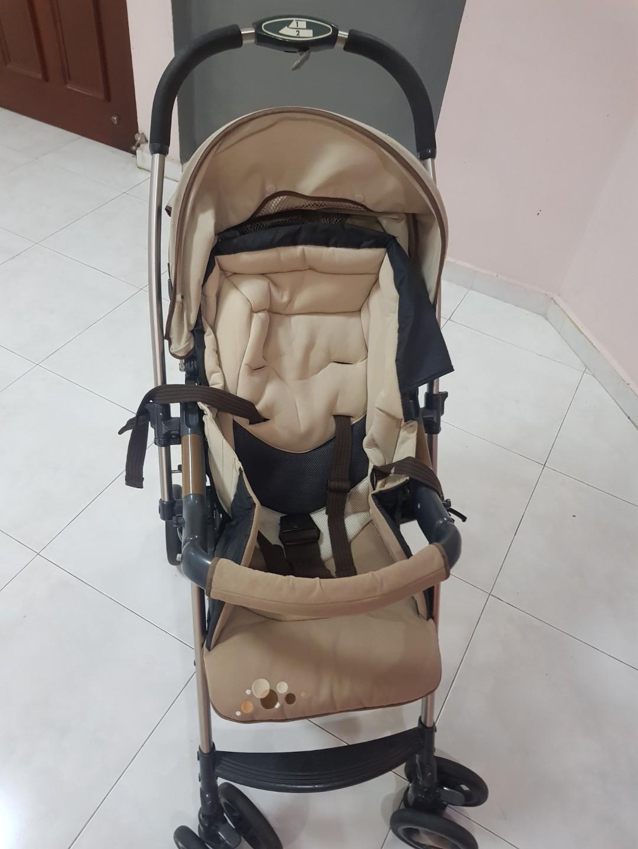 Combo Infant Toddler Stroller
