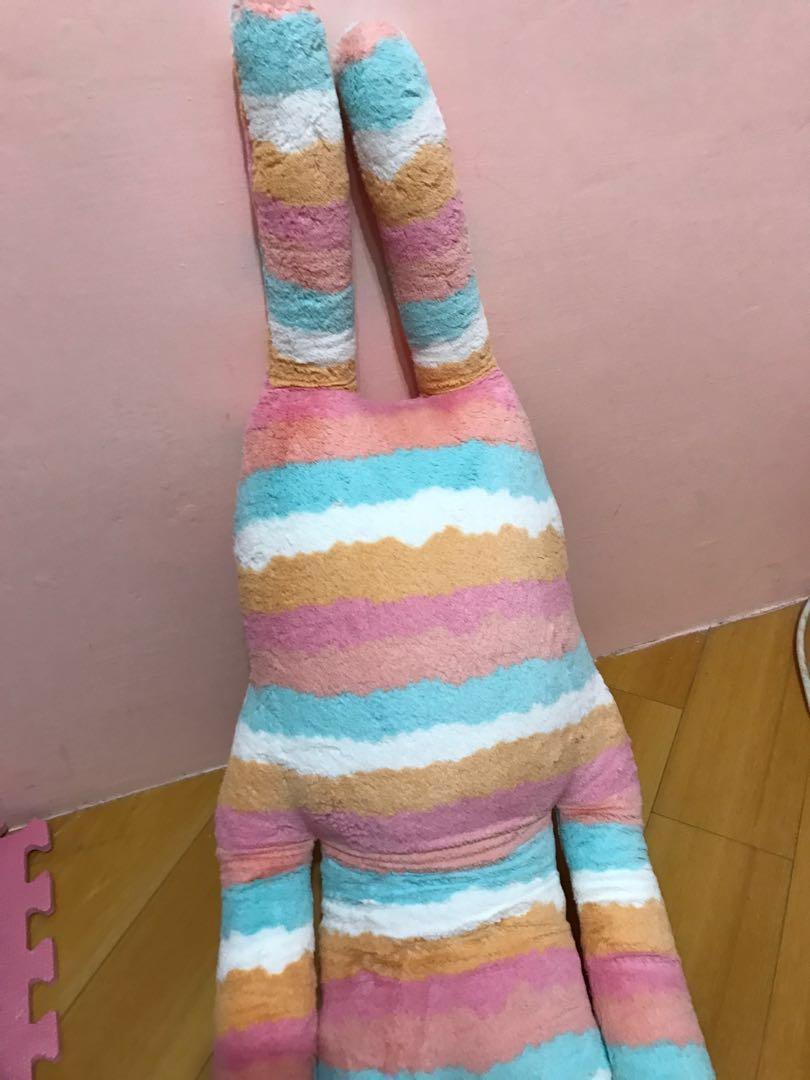 Craftholic 宇宙人 兔子 玩偶 L