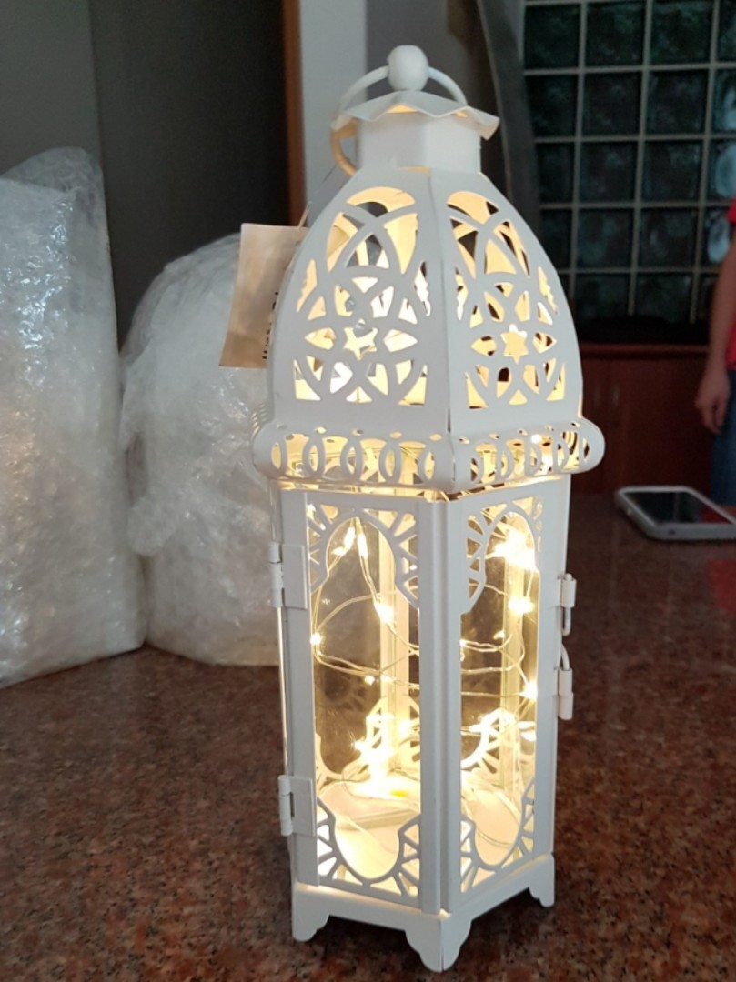 Decorative Lamps Suitable For Wedding And Home Decoration Includes Warm Fairylights Design Craft Others On Carousell