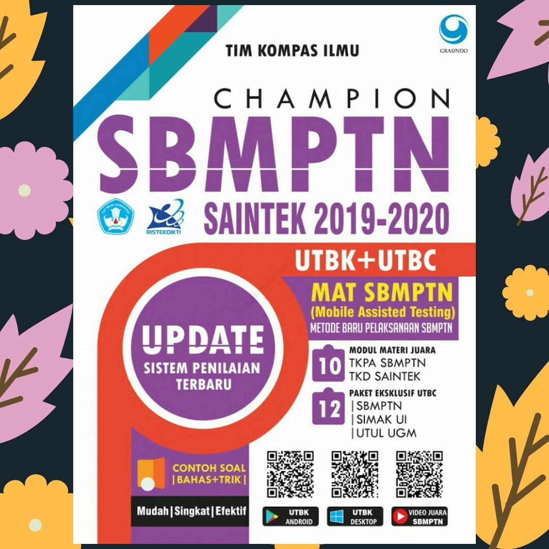Ebook The King Sbmptn Saintek 2020