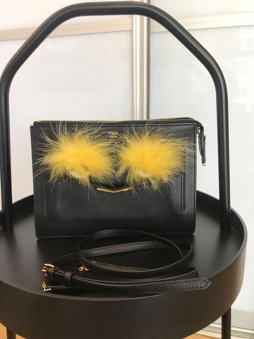 3d1dba3b221b Fendi monster bag (limited edition)
