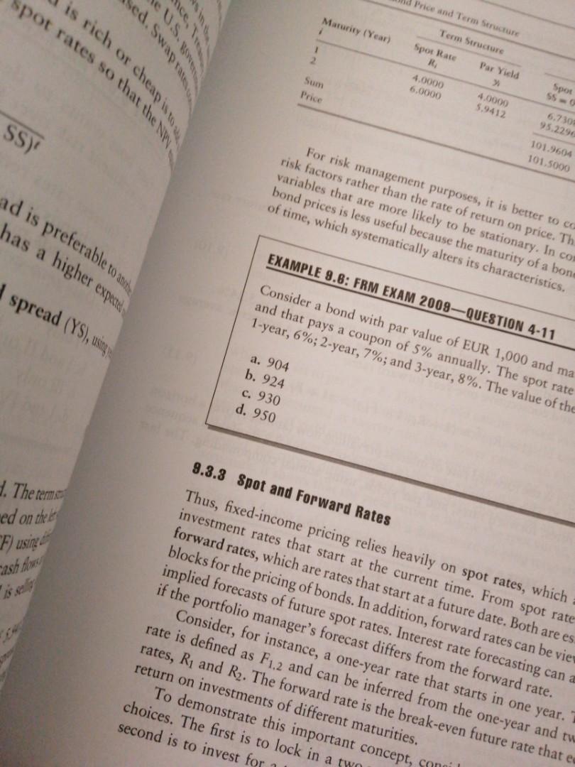 Financial Risk Management Handbook