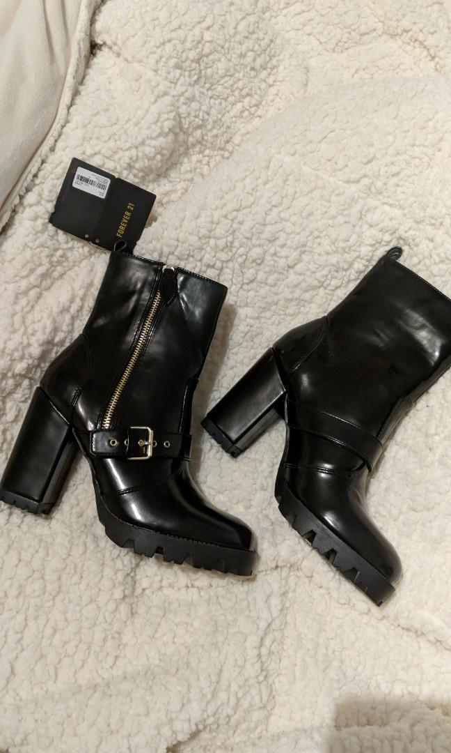 Forever 21 boots. Size 8