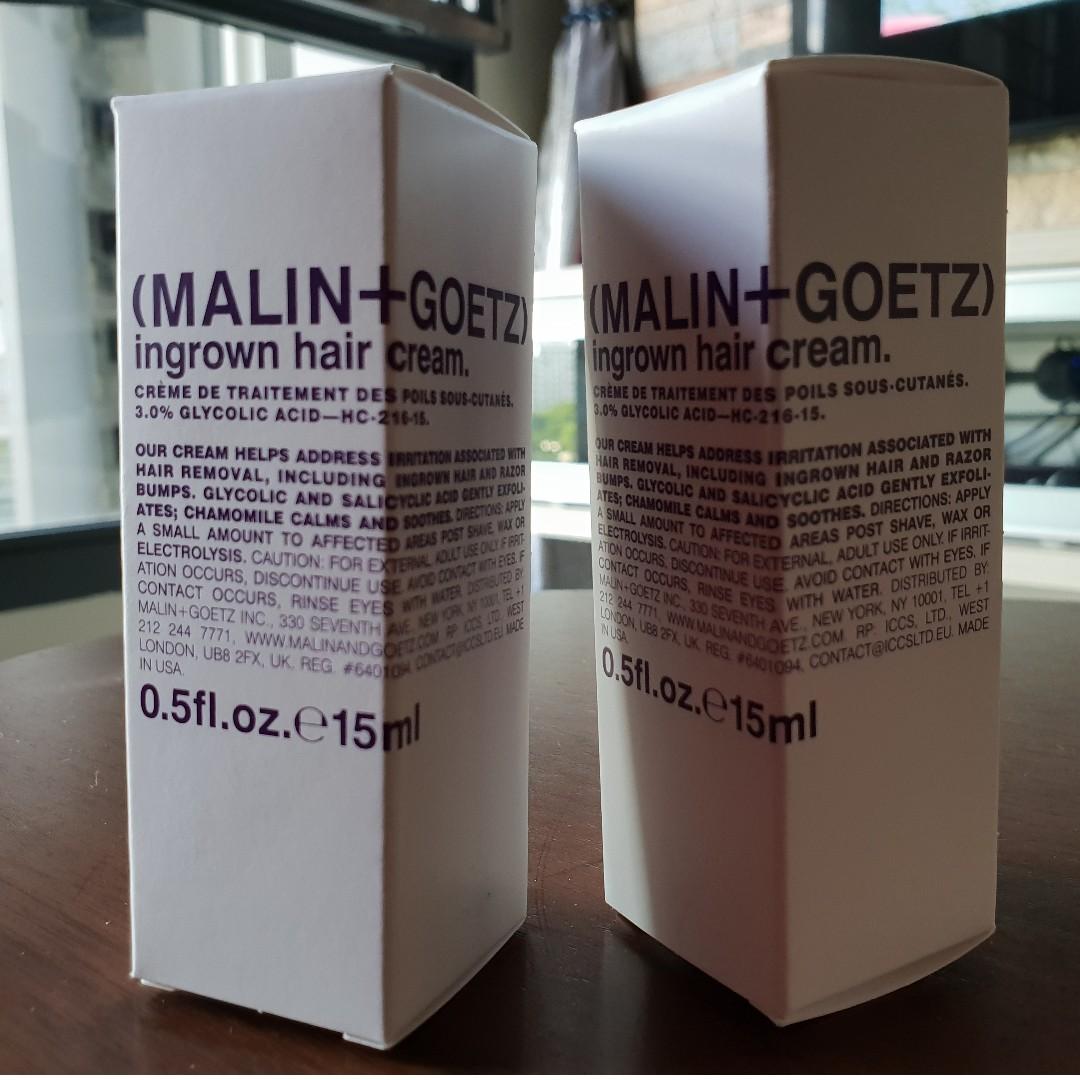 INGROWN HAIR CREAM