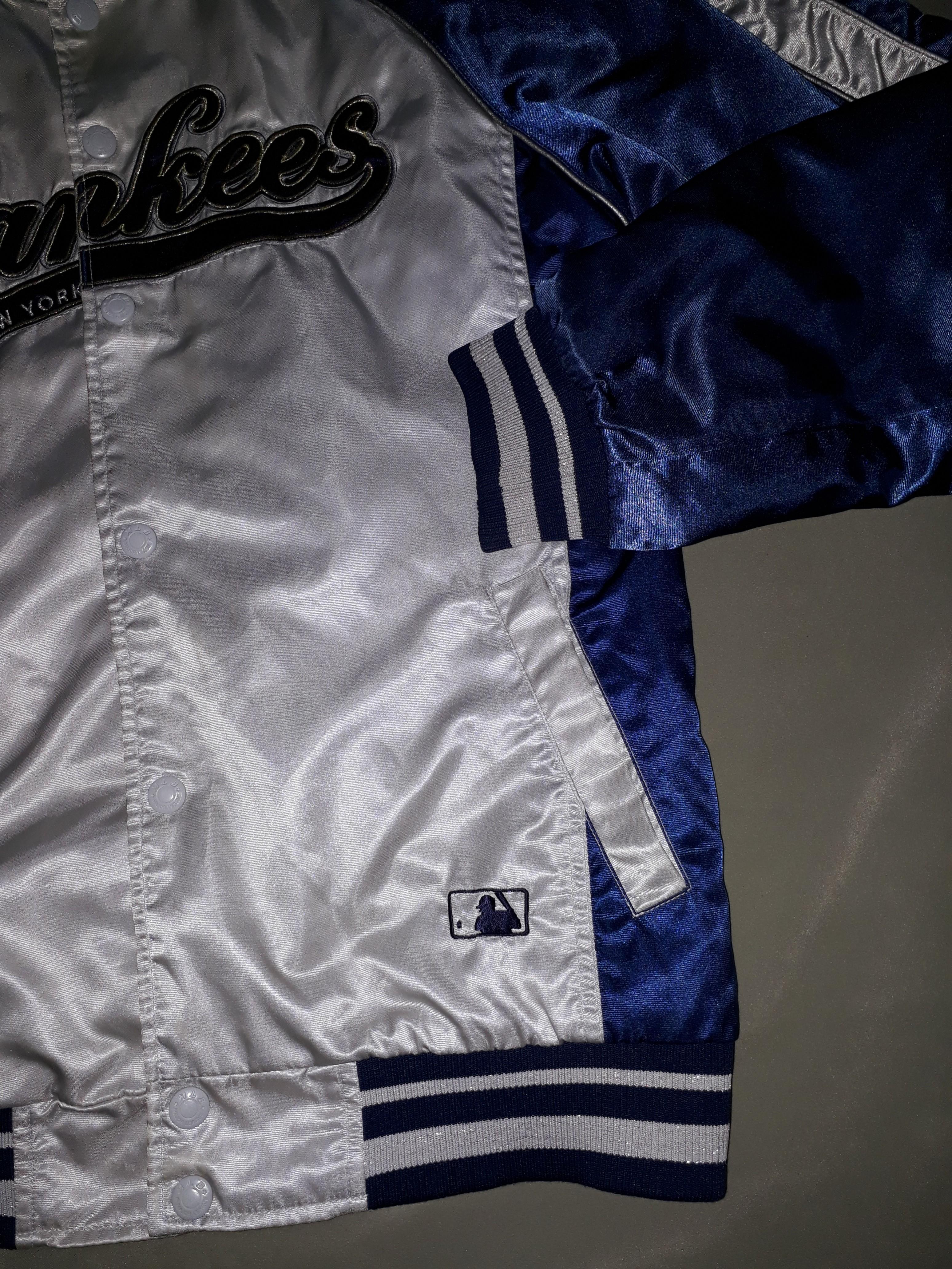 Jacket versity yankees