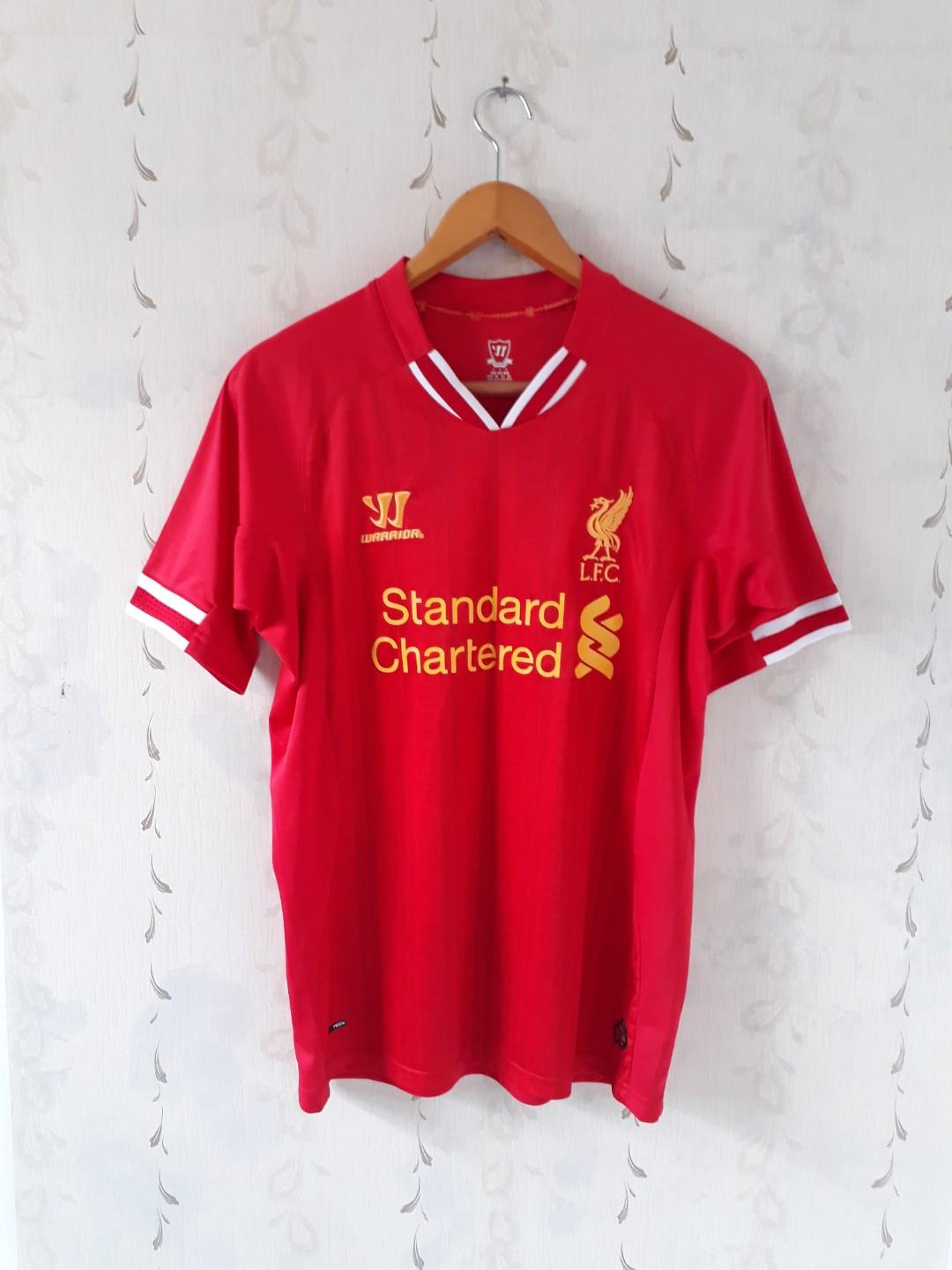 Jersey Liverpool GO Home