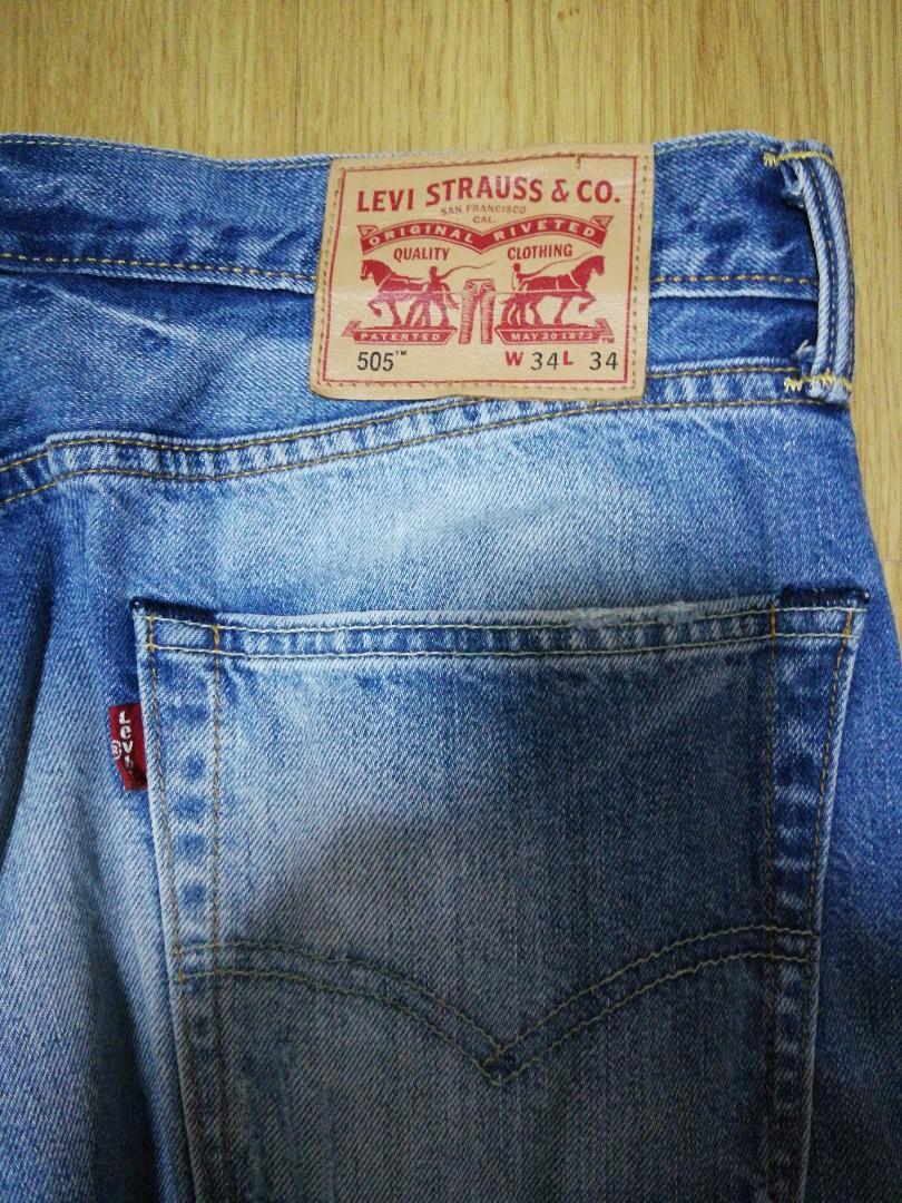Levi's Jeans 505