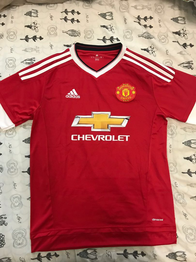 on sale 88298 c1852 Manchester United Jersey