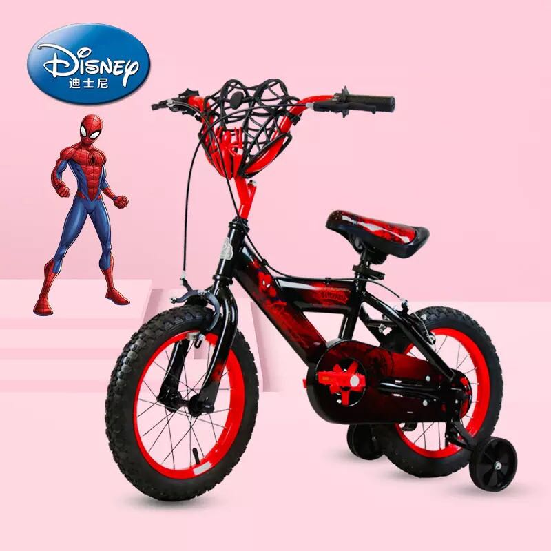 Marvel Hero Spiderman Kids Bicycle Bicycles Pmds Bicycles