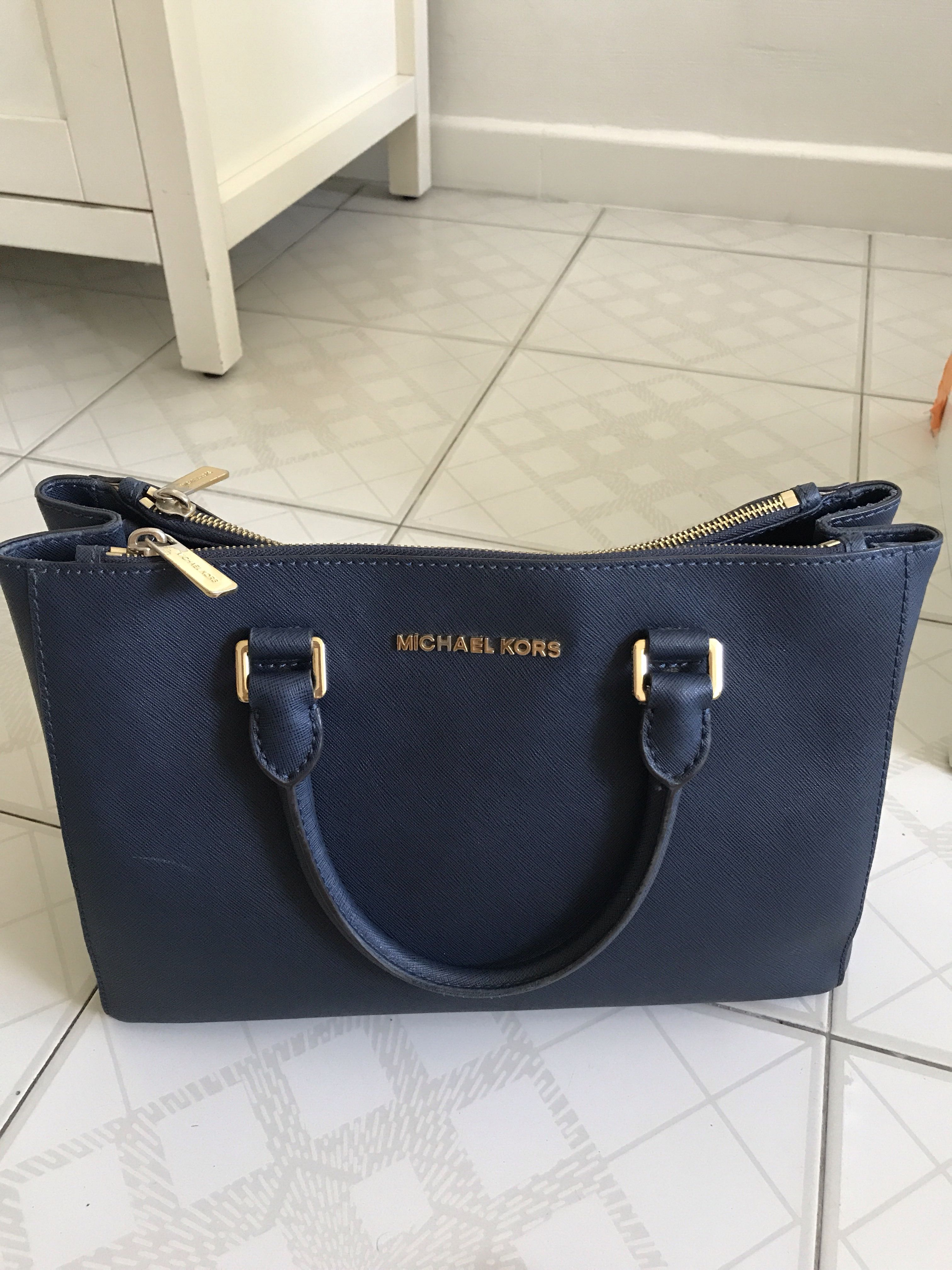 045bc72d544f Michael Kors Sutton Small Satchel Bag