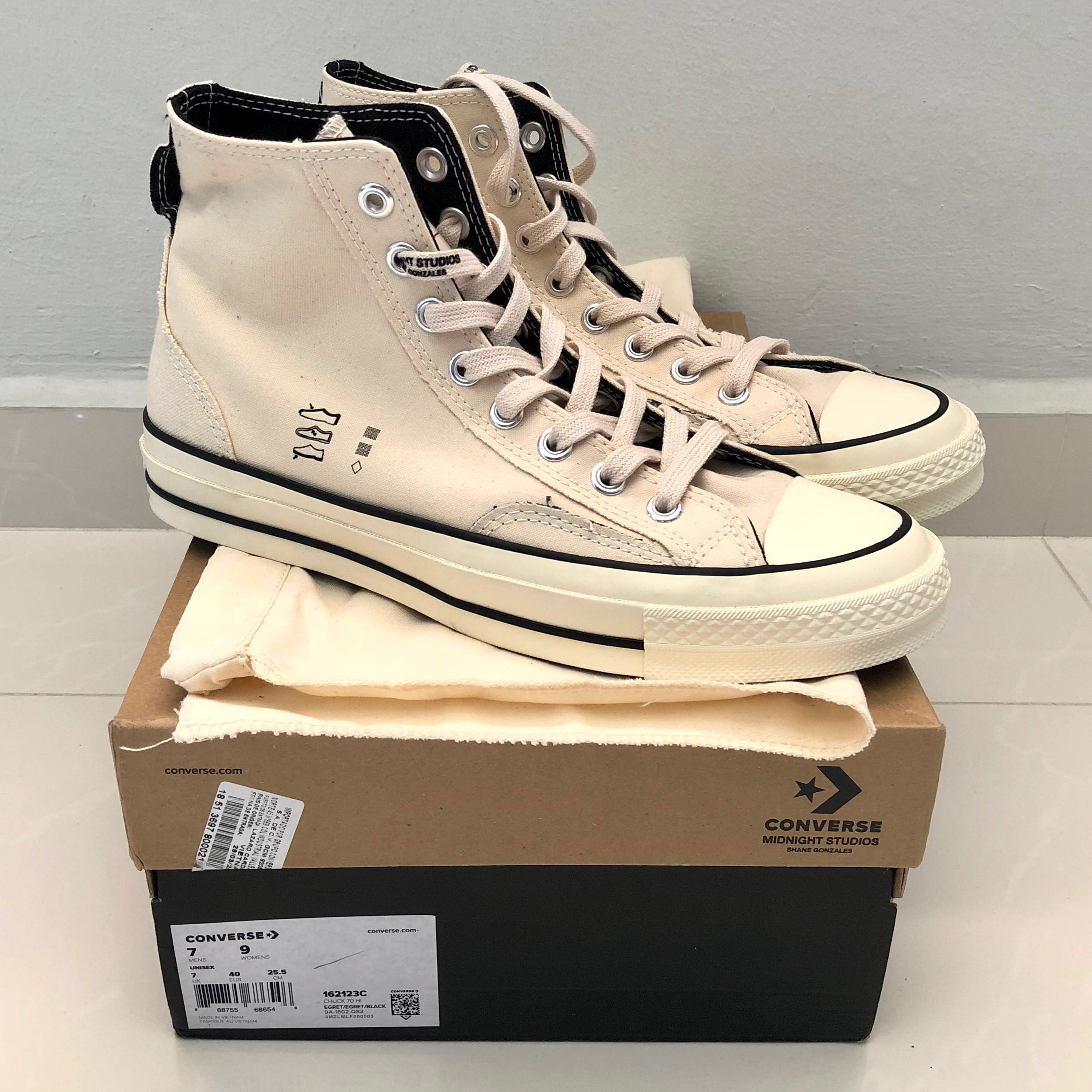 8bd180e303a Midnight Studios x Converse Chuck Taylor All Star 70  Inside Out ...