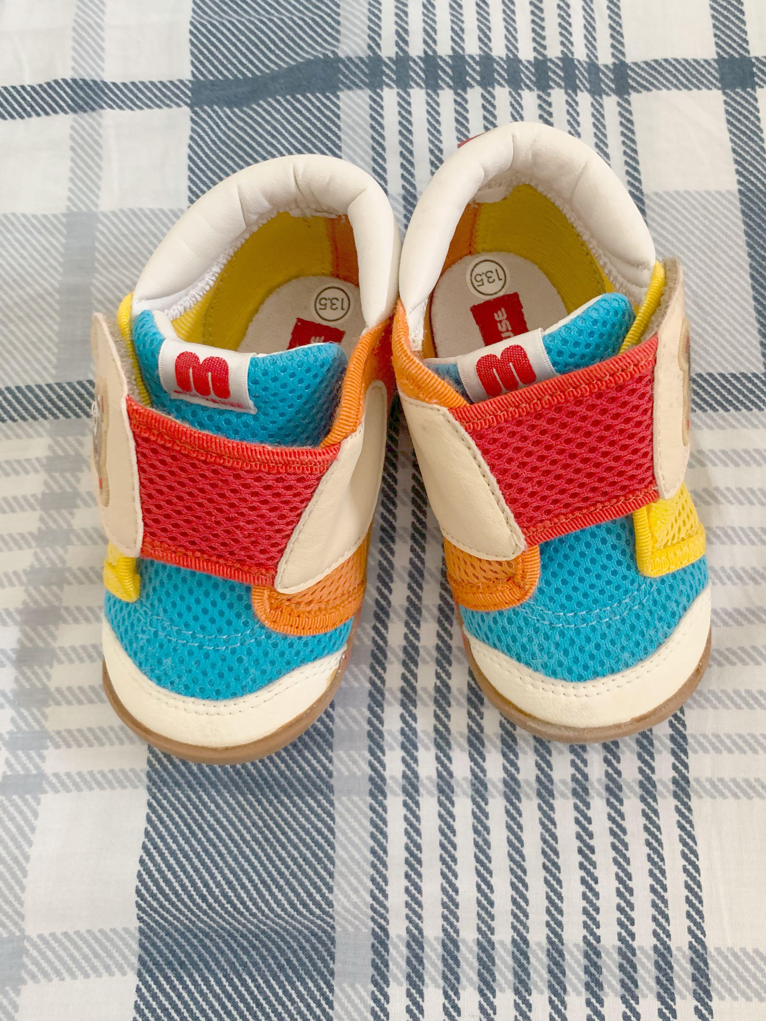 Mikihouse baby shoes 13.5cm, Babies