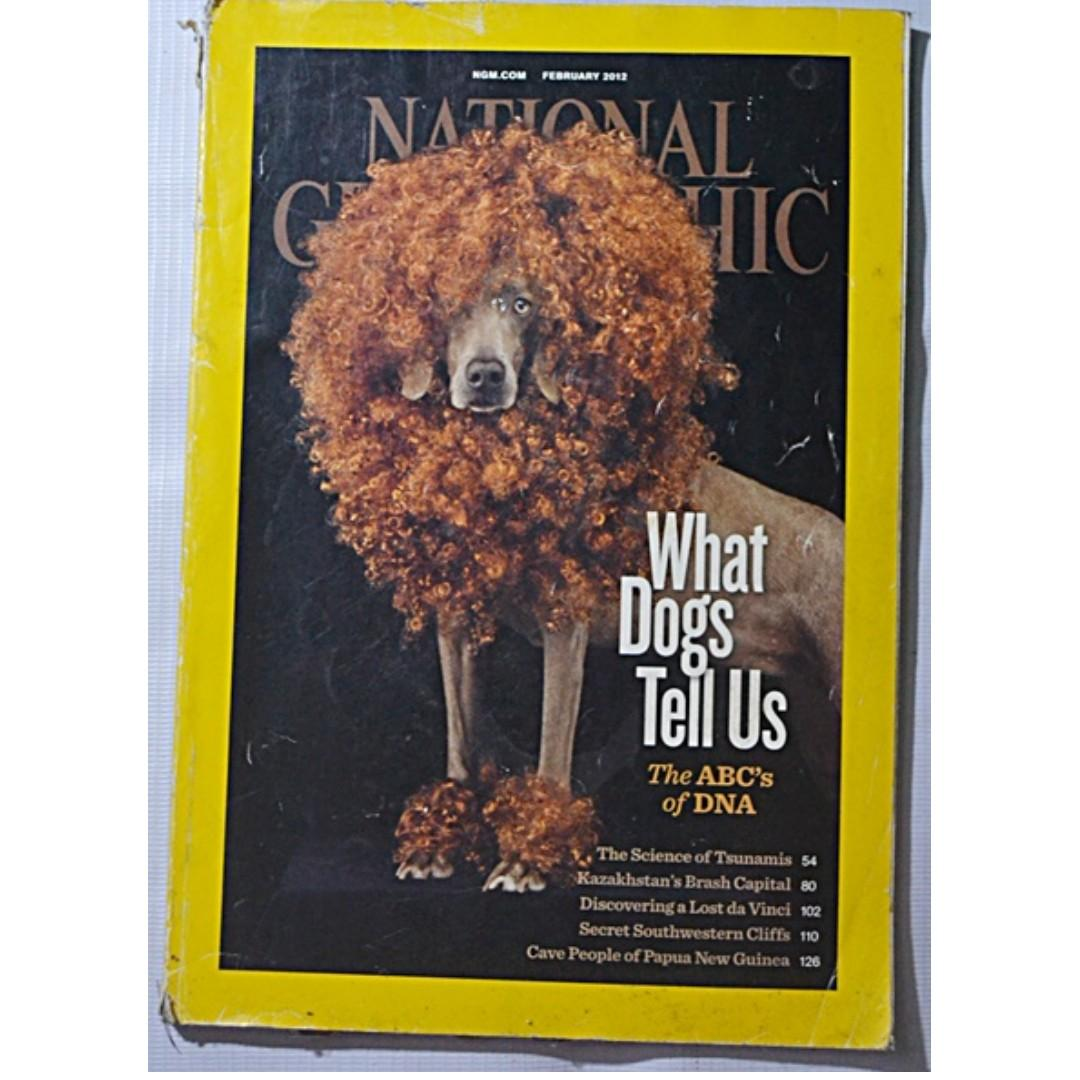 National Geographic [What Dogs Tell us: The ABC's of DNA]