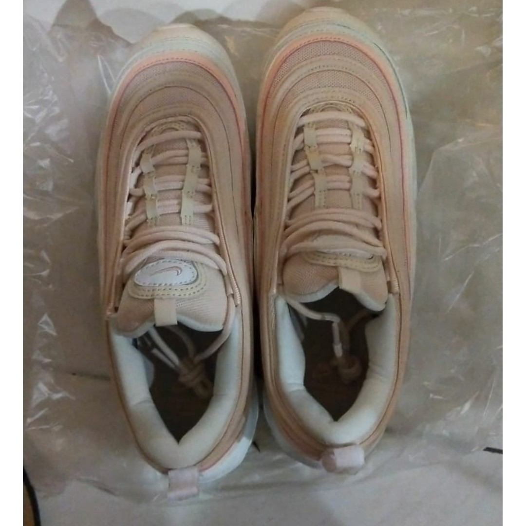 004e8d4720 Nike Air Max 97 Guava Ice, Women's Fashion, Shoes, Sneakers on Carousell
