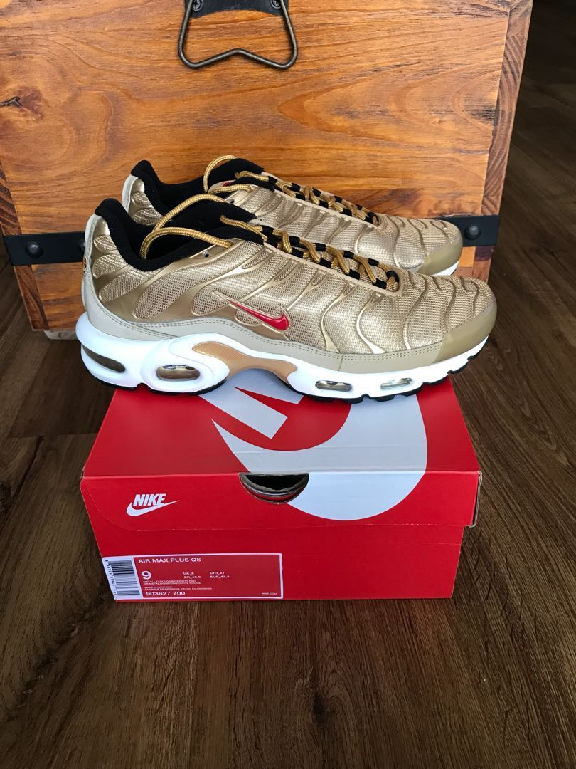 c52cbbd55d Nike Air Max plus Qs, Men's Fashion, Footwear, Sneakers on Carousell