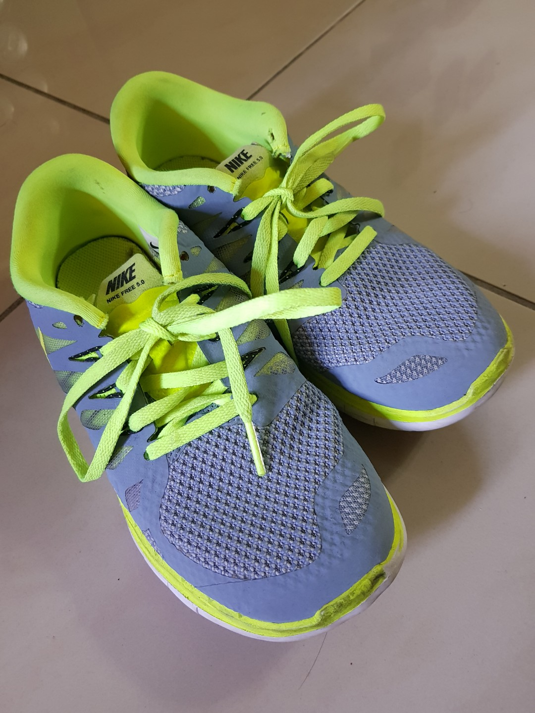 lowest price 18b7b 77b8e Nike Free 5.0 (Worn by a 12 years old boy less than 10 times)