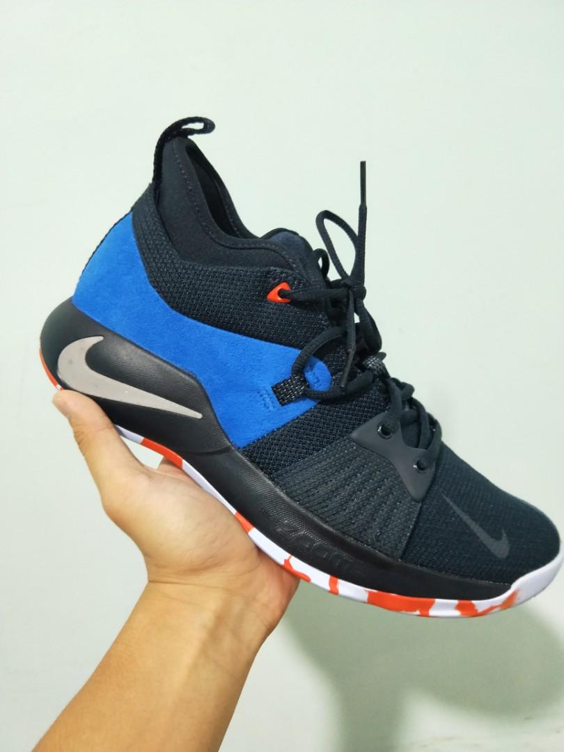 premium selection 10758 46778 Nike PG 2 OKC