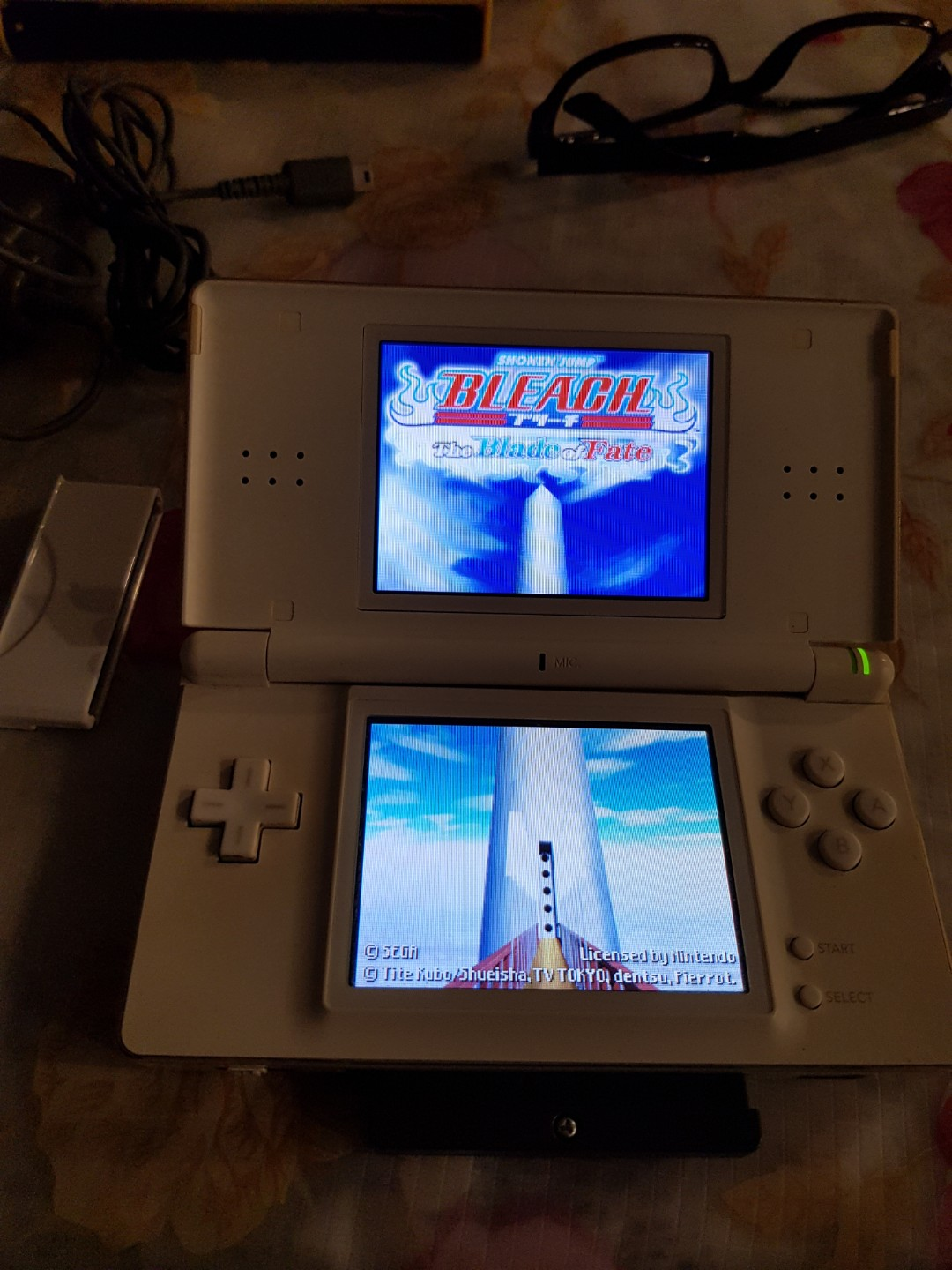 Nintendo Ds Lite White Toys Games Video Gaming Consoles On