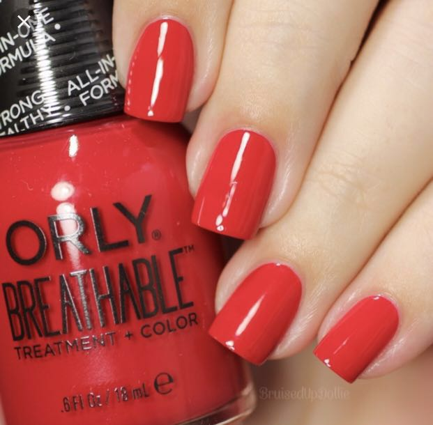 Orly breathable colour + treatment. Love my nails 20905. Halal ...