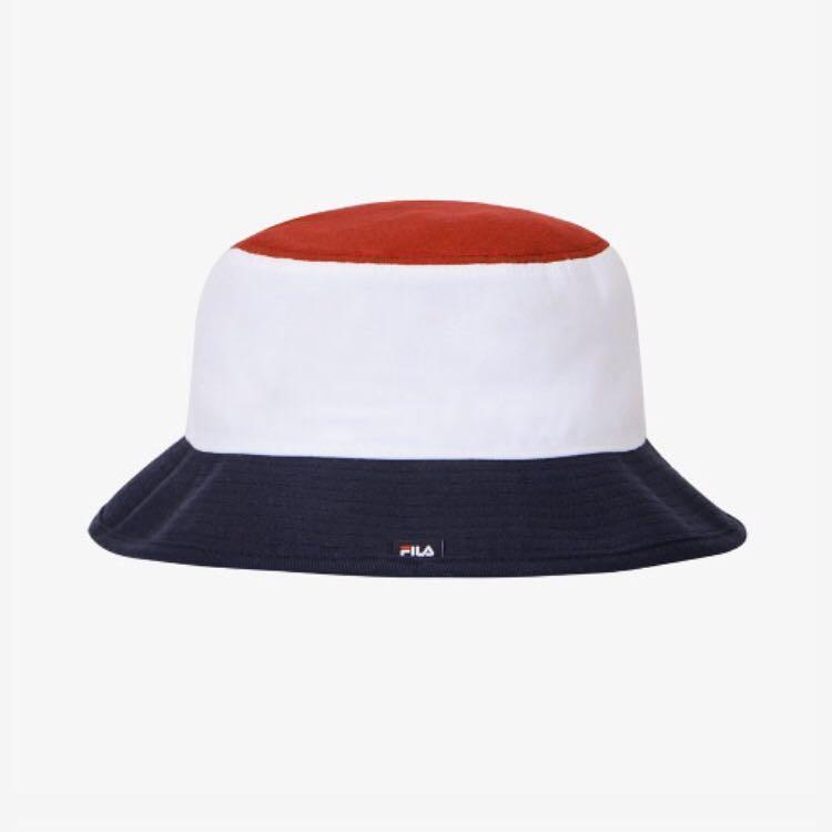 9ebed4373 PO) FILA Heritage Bucket Hat FS3CPZ6357X, Men's Fashion, Accessories ...