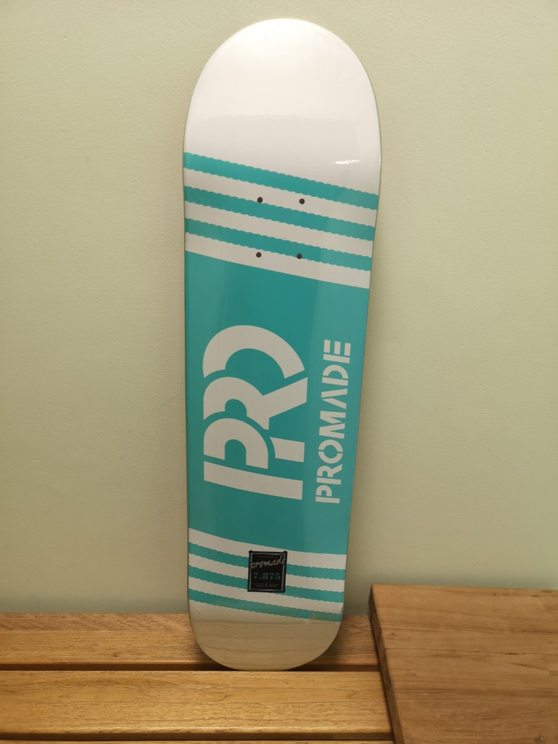 425bd24b PROMADE Skateboard Deck 7.875, Sports, Sports & Games Equipment on Carousell