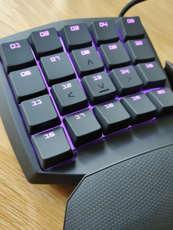 Razer Orbweaver Chroma Stealth, Electronics, Computer Parts