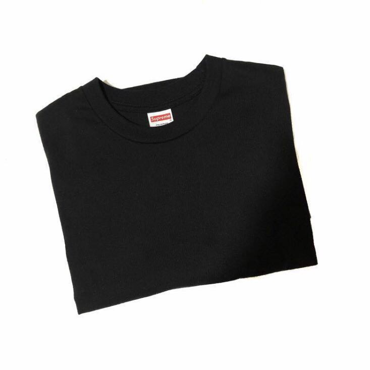 2c71000e Supreme Blank Tee, Men's Fashion, Clothes, Tops on Carousell