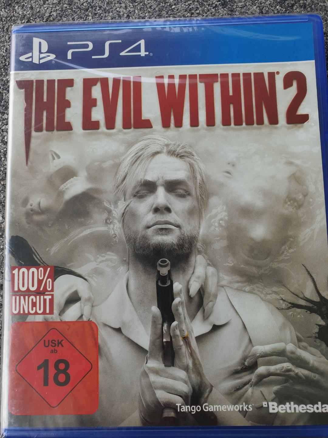 The Evil Within 2 PS4 BN Sealed