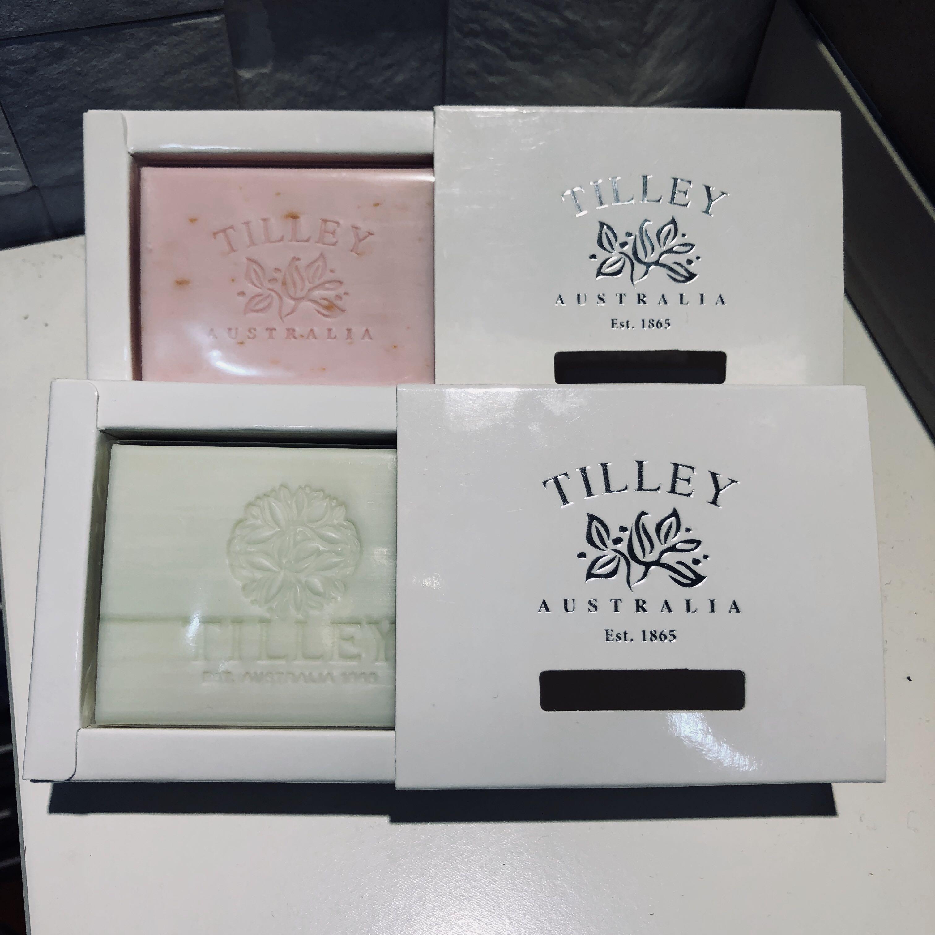 TILLEY澳洲手工香皂(可拆售,二塊帶免運)