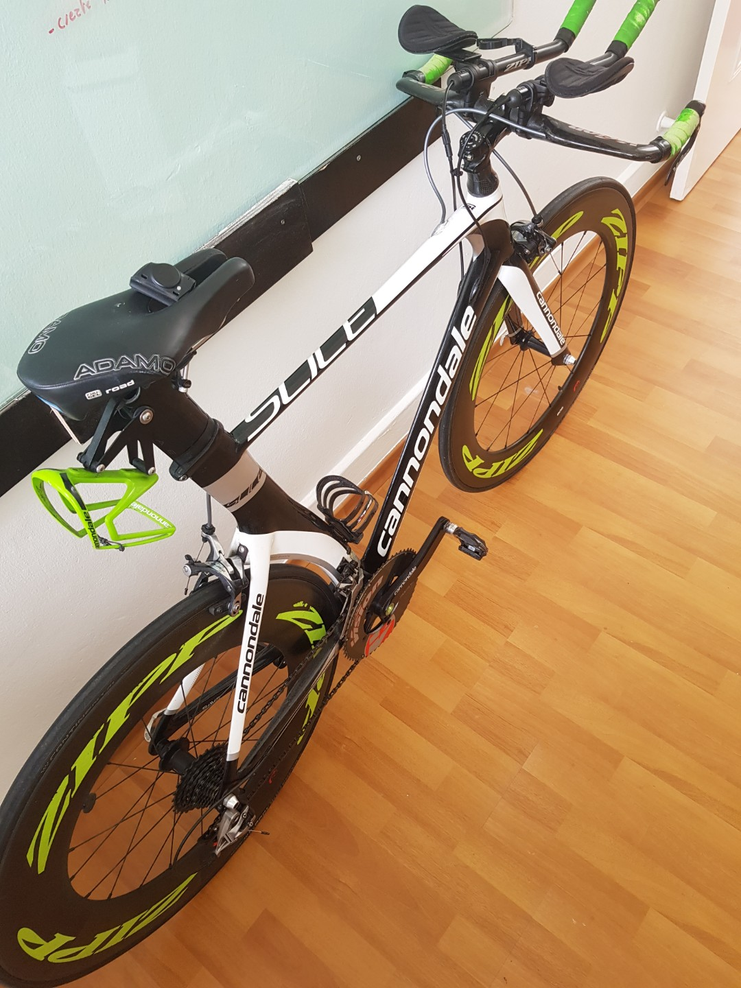69592ae4a7b TT 58cm cannondale slice fully mod shram, Bicycles & PMDs, Bicycles ...