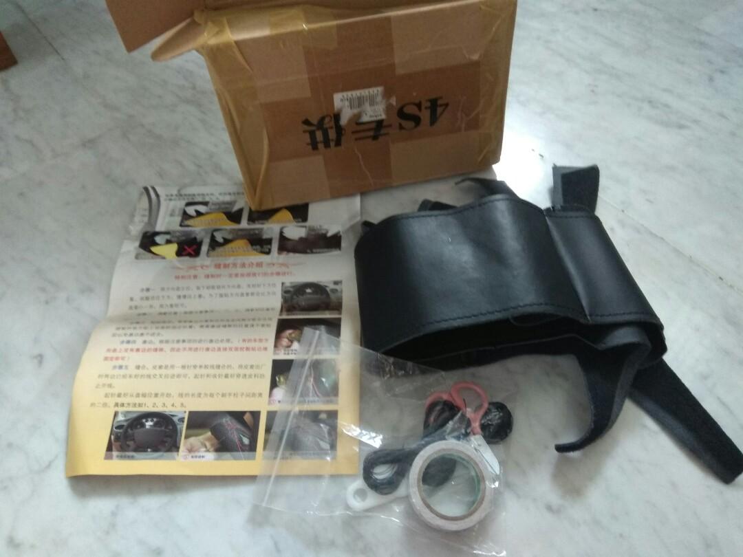 Vezel Hrv Steering Wheel Wrap Kit