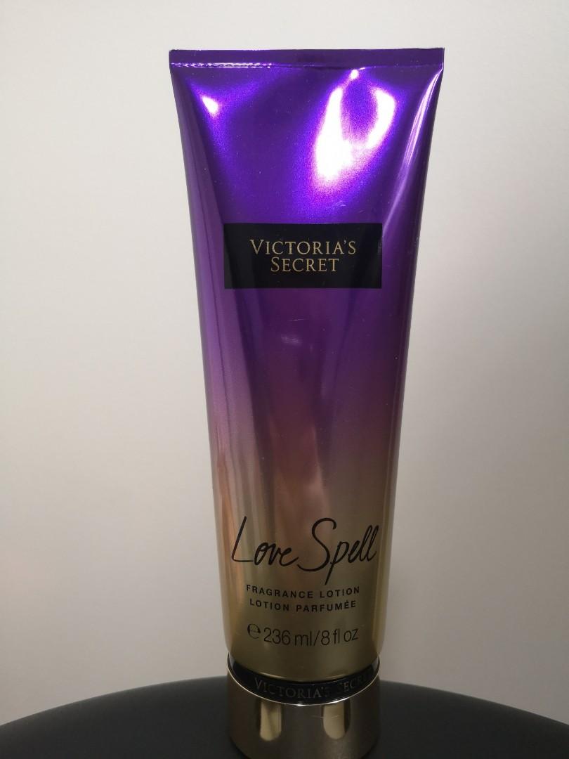 aaf10c5125 Victoria s Secret Love Spell fragrance lotion