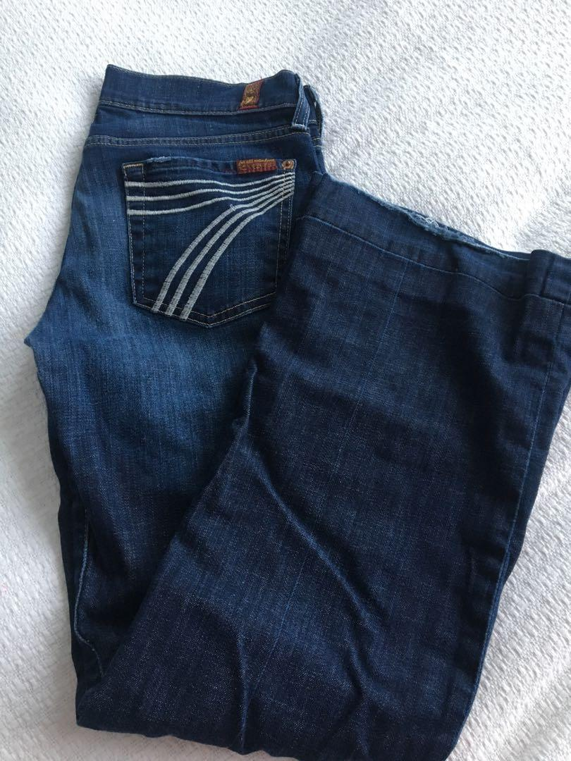 Women's Citizens of Humanity and Seven for all Mankind Jeans
