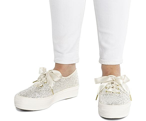 1ff4c1fcd52e Women s Keds x kate spade new york Triple Glitter