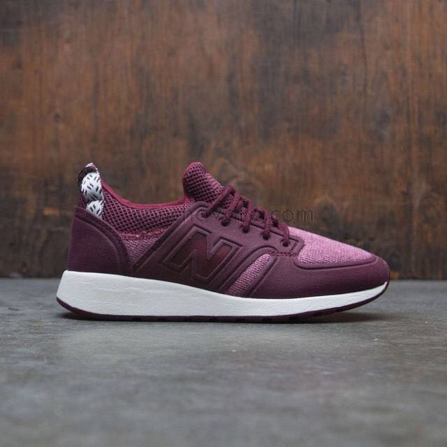 f82750e324797 Women's New Balance 420 Slip-On WRL420SS Shoes Burgundy, Women's Fashion,  Shoes, Sneakers on Carousell