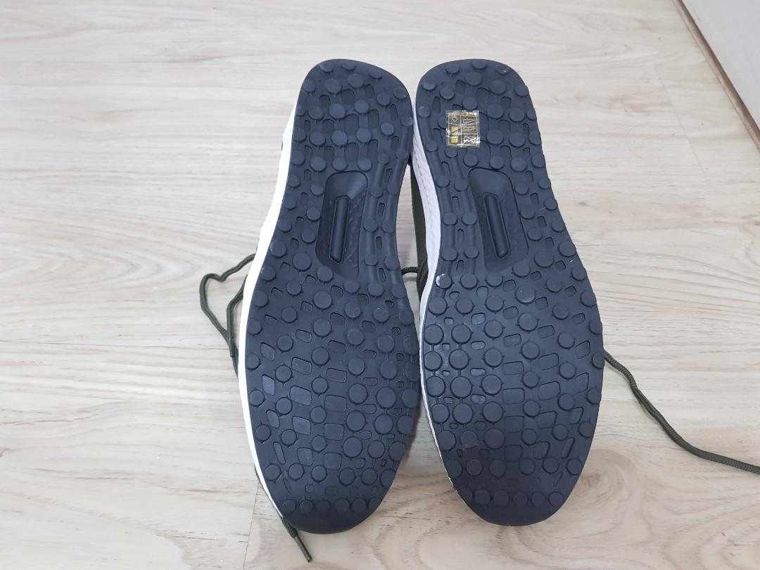 ZALORA Mix Material Slip-on Shoes SIZE 7