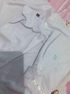 #CNY2019 white-blue pattern rabbani